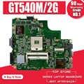 K43SV placa base 2GB-GTX540M para ASUS A43S X43S K43S A43SJ K43SV placa base de computadora portátil K43SV placa base K43SV placa base