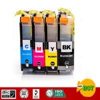 交換ブラザー LC663 インクカートリッジブラザー MFC J2320 J2720 プリンタカートリッジ -