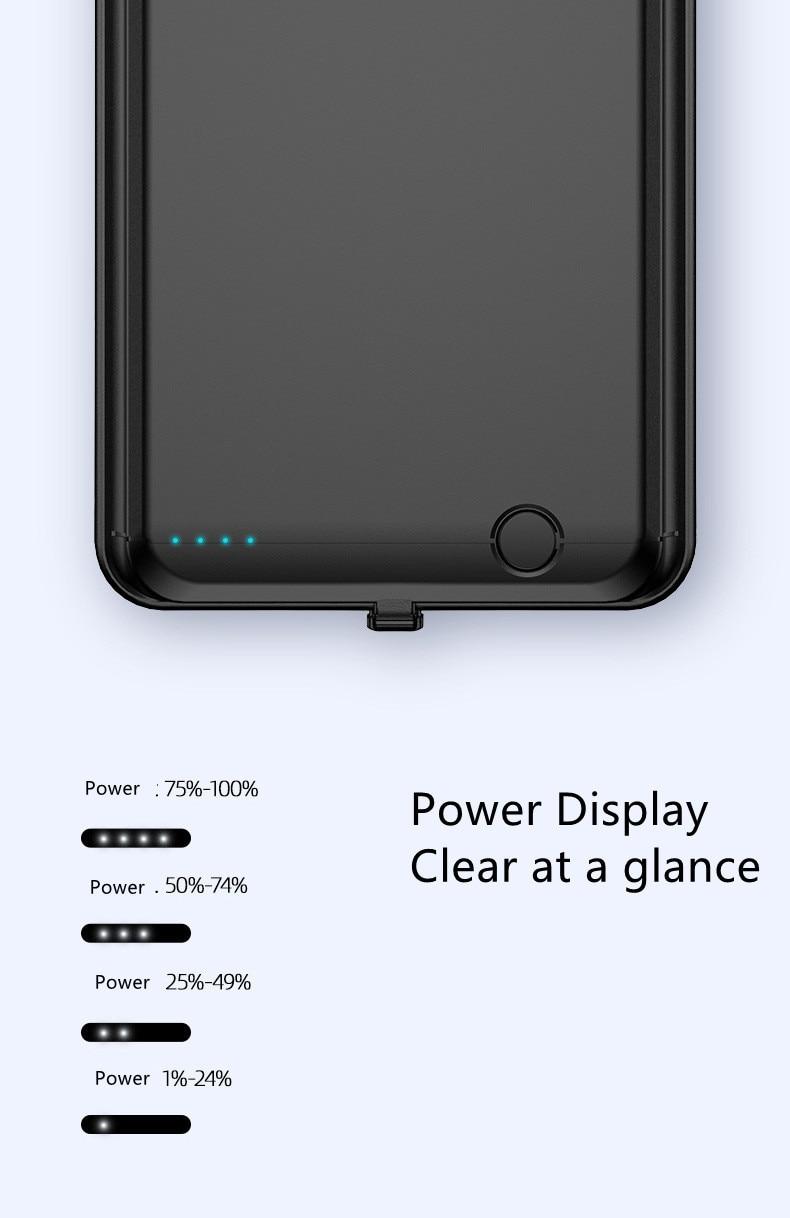 Estojos p/ carregador de bateria