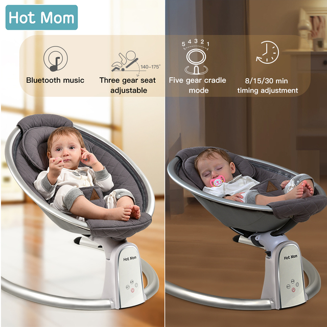 Hot Mom Electric Baby Bouncers 1