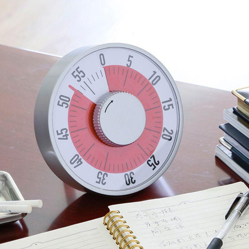 Визуальный таймер обратного отсчета в классе, тихий подсчет, двойной магнит, идеально подходит для обучения в классе домашним заданиям