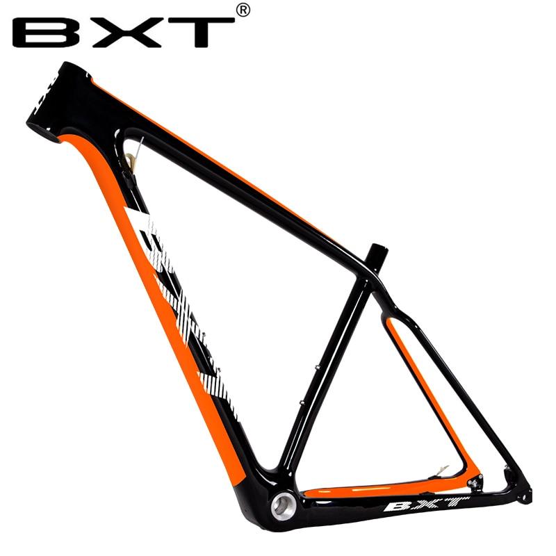 Full Carbon Mtb BIke Frame 29er Carbon Bicycle 148*12mm  S M L Mountain Cycling Frames Disc Brakes Plus Bike Frame Bicycle Part