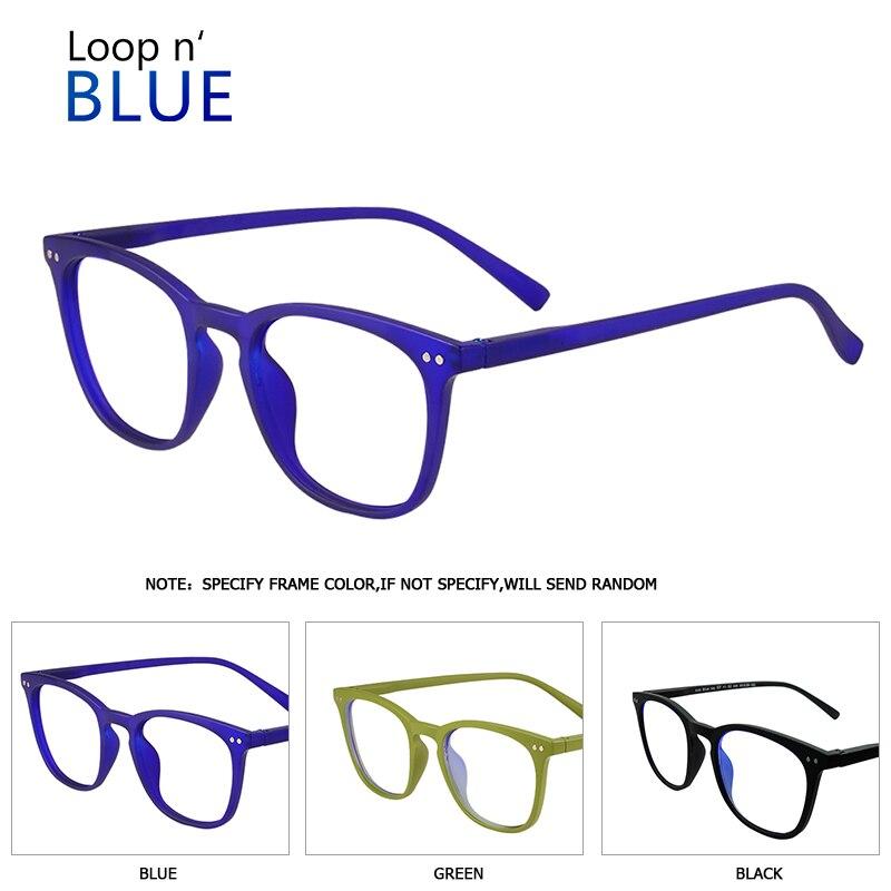 Meeshow bilgisayar okuma gözlüğü erkek Retro gözlük kare erkekler mavi ışık engelleme gözlük çerçevesi göz koruma gözlükleri erkekler