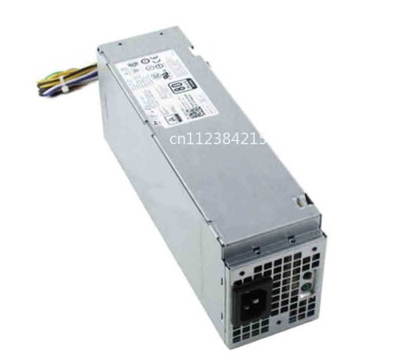 Free Shipping 180W Power Supply 8Pin 4Pin For Optiplex 3040 5040 7040 3650 3656 SFF H180NS-00 B180NS-00 AC180NS-00