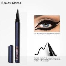 Beauty Glazed Fast Dry Liquid Eyeliner Black Eyeliner Makeup Pen Long Lasting Eye Liner Pen Waterproof Eyeliner Makeup Pencil все цены