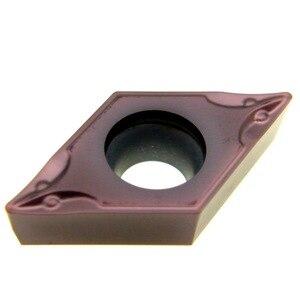 Image 2 - MZG DCMT11T304 DCMT11T308 TM ZP1521 CNC Boring Draaien Ruit Snijgereedschap Roestvrijstalen Verwerking Hardmetalen Wisselplaten