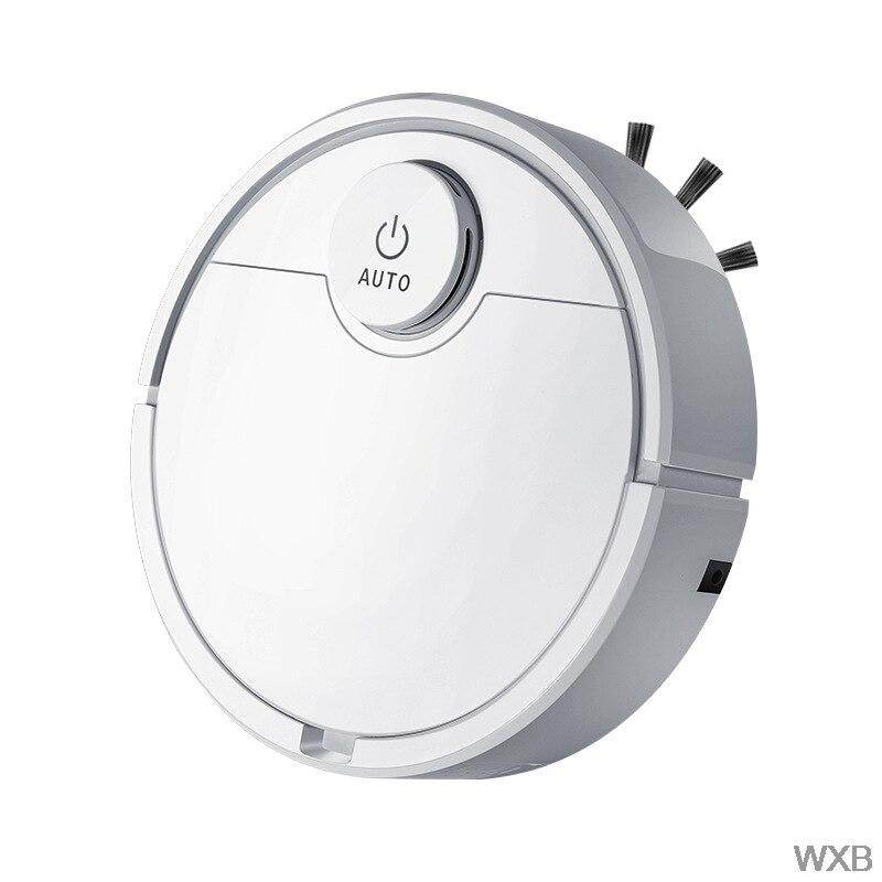 Inteligentny piętro odkurzacz robot odkurzacz 3 w 1 wielofunkcyjne USB Auto robot czyszczący zamiatarka ssąca suchej mokrej roboty
