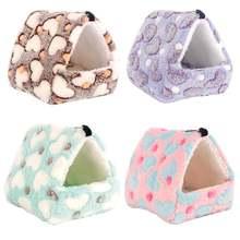 Спальный мешок glorystar для домашних животных хлопковое гнездо