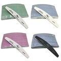 50pcs Sandpaper Nail File Lime 100/150/180/240 Nail Buffer Block Manicure Lime a ongle Nail File For UV Gel Polish Manicure Tool