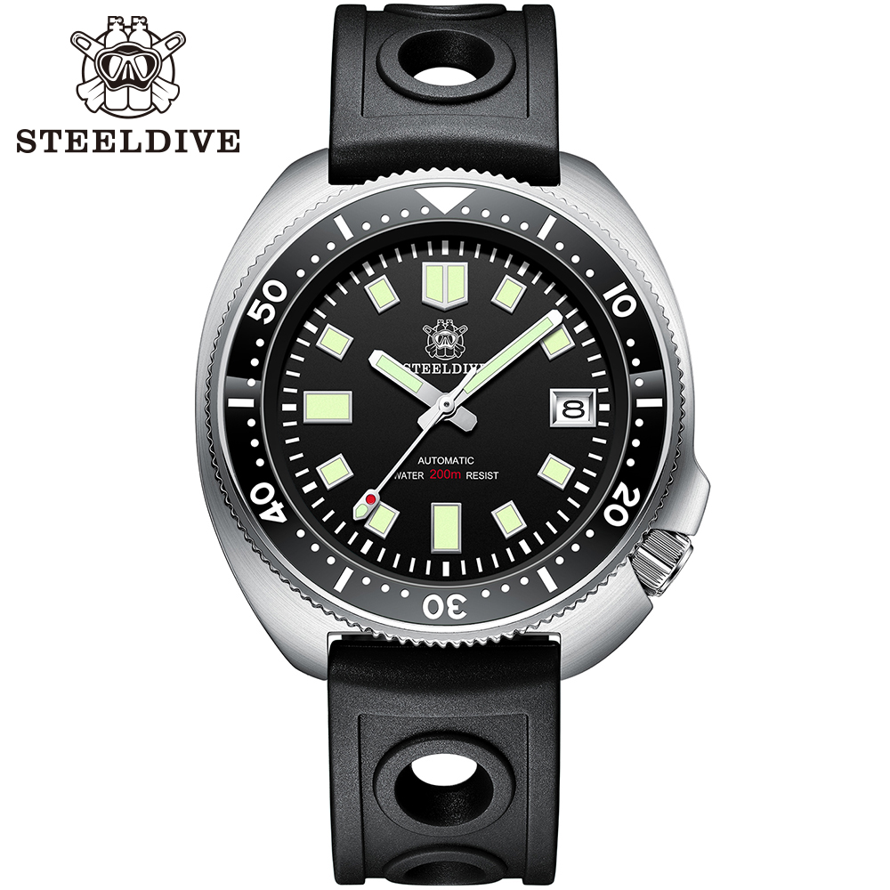 Hecff95e028a8467eb127670b5b8ef45ek SD1970 Steeldive Brand 44MM Men NH35 Dive Watch with Ceramic Bezel
