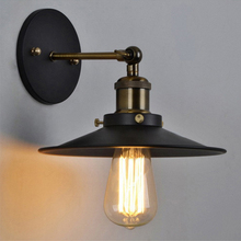 American Country Wall Lamp E27 Industrial Retro Wall Light Bar Loft Restaurant Corridor Aisle Warehouse Wandlamp Vintage Sconce стоимость