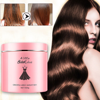 Detoksykacja włosów maseczka do włosów zaawansowane molekularne korzenie włosów Treatmen 500ML odzyskać tonik keratyna miękkie włosy i leczenie skóry głowy 1pc tanie i dobre opinie Unisex CN (pochodzenie) Botanical Extracts Argan Oil 550ml Odżywka 2019
