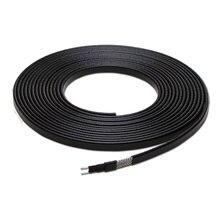 Саморегулирующаяся нагревательная лента кабель для защиты водосточных