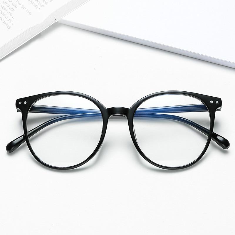 2021 тенденции офисные антибликовыми свойствами светильник со Размеры d очки компьютерные Для женщин синие блокирующие игровой большой Разм...