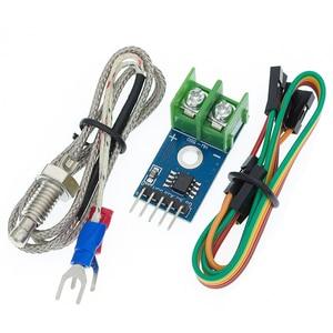 Image 3 - I45 10pcs MAX6675 K type Thermocouple Temperature Sensor Temperature 0 800 Degrees Module