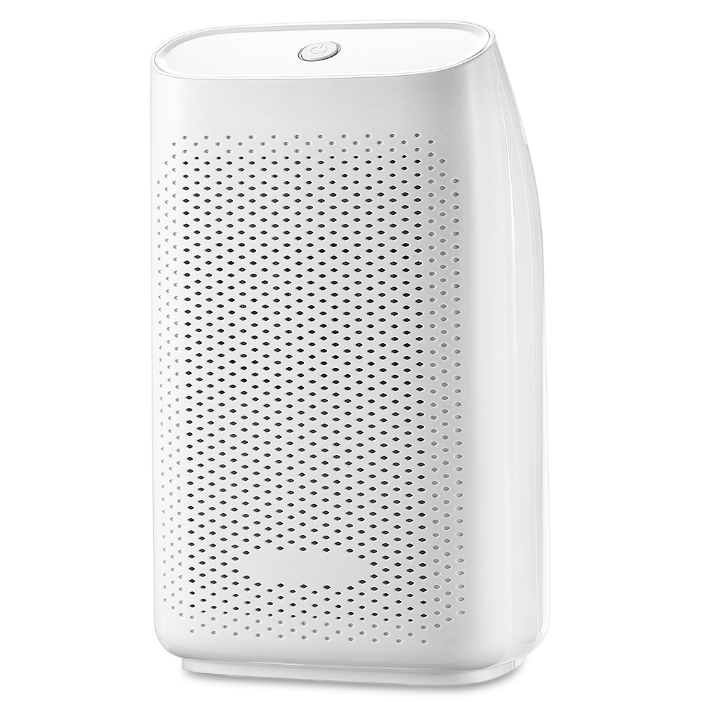 Portable Dehumidifier 700ML Removable Water Tank Electric Air Dryer Quiet Design Ultra-mini Body Light Weight Energy Efficient