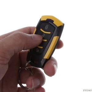 Image 3 - 2019 hohe Qualität 12V Auto Auto Fernbedienung Alarm Zentrale Tür Verriegelung Fahrzeug Keyless Entry System Kit Auto Styling dfdf