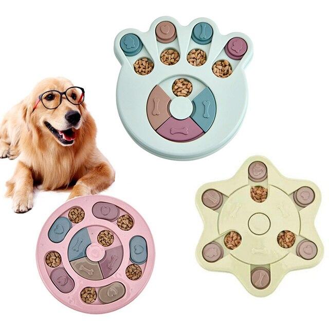 Interactive Dog Puzzle  1