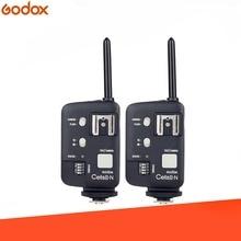 Godox Cells II-N High-Speed Flash Studio Photo Device Triggered Wireless Remote Flash Sync Speed of 1/8000 For Nikon Camera