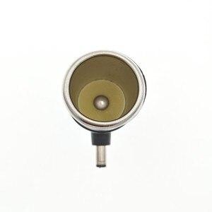 Image 3 - DC 5,5mm x 2,1mm Männlichen zu Auto Zigarette Leichter Steckdose Mini XT60 CLA EC5 Buchse Adapter für auto starthilfe dvr gps
