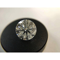 8mm EF color Moissanite 2ct carat loose beads round Brilliant excellent cut Jewelry Gems Stone DIY ring material