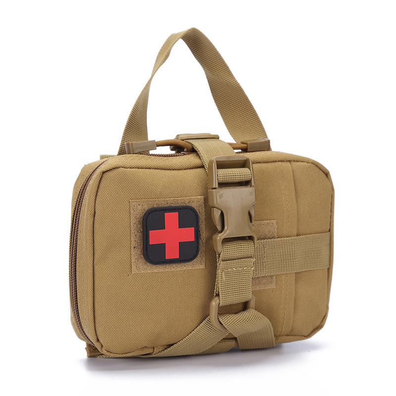 First Aid Kit Tactical Multi-functional Field Operations Outdoor Camping Medical Kits EMT Accessory Kit Travel Bag Medical Kit