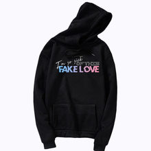 new K-pop Bangtan Boys Hoodie sweatshirt fake love Hoodie sweatshirt hip hop High Quality Clothing Collection R&B hoody()