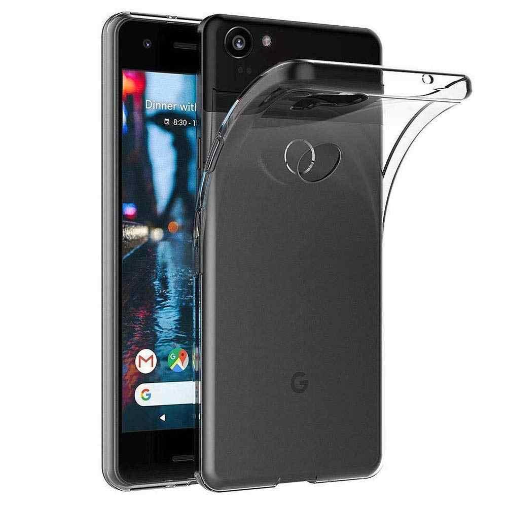 Cherie กันกระแทกสำหรับ Google Pixel 2 3 3A 4 XL CLEAR Soft TPU โปร่งใสสำหรับ LeEco Le cool 1 MAX 2 Pro 3 1S S3