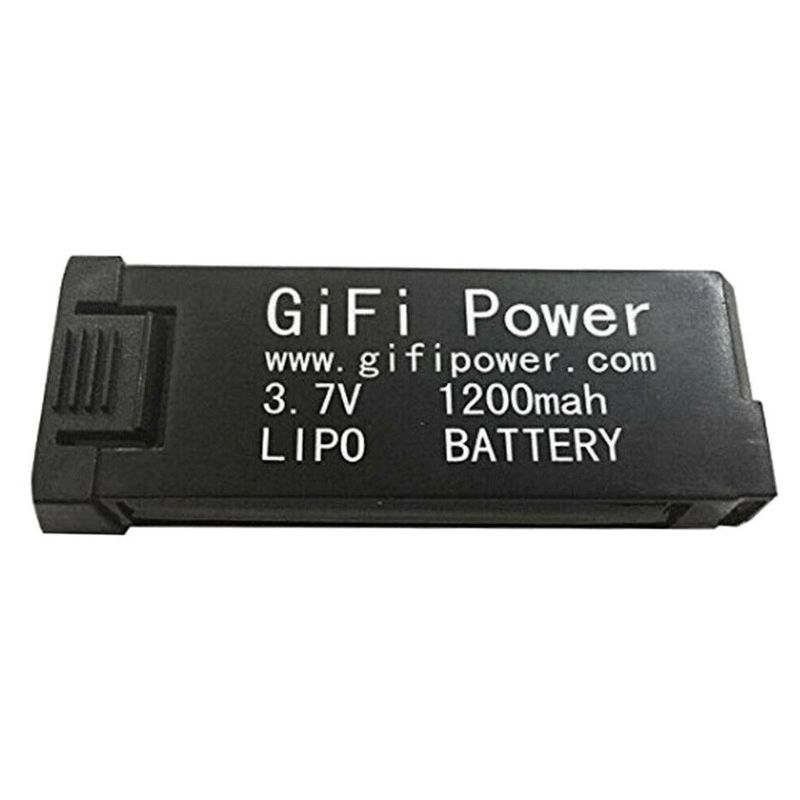 OOTDTY Power <font><b>Lipo</b></font> <font><b>Battery</b></font> <font><b>3.7V</b></font> <font><b>1200mAh</b></font> Replacement Electronic For JY019 S168 E58 M68 Quadcopters image
