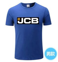 2020 jcb t-shirts camisa masculina de manga curta jcb t-shirts homem de algodão tshirt
