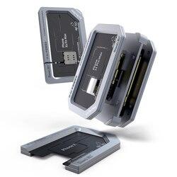 Qianli métal BGA Reballing pochoir plate-forme pour iPhone X XS XS MAX 11 Pro carte mère couche moyenne plantation étain soudure modèle