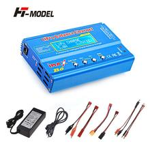 iMAX B6 80W with AC Adapter 15V 6A Power Supply RC Lipo Balance Charger for Lipo NiMh Li ion Ni Cd Battery Discharger