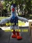plush stork mascot c...