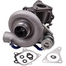 Td05 20g turbocompressor turbo bolt-on para subaru wrx sti gc8/gdb 450hp ej20 ej25 água fria wastegate interno