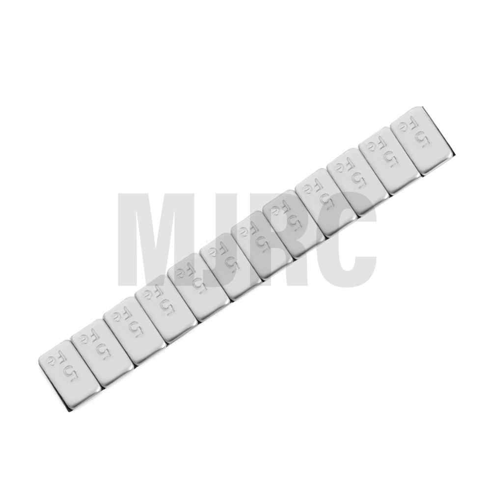"""โลหะCounterweightน้ำหนักสำหรับ 1.9 """"2.2"""" ล้อRC Rock Crawler Traxxas TRX-4 Axial SCX10 90046 d90 D110 Rc4wd"""