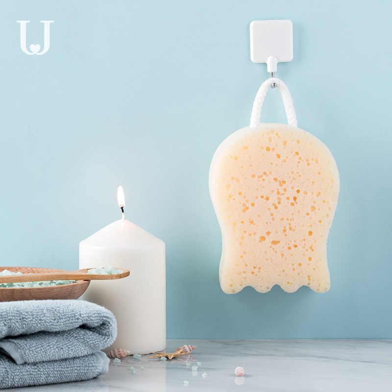 Xiaomi Youpin Jotun Judi gąbka do kąpieli oczyszczanie porów złuszczanie delikatny dotyk miękka skóra piłka do kąpieli ręcznik