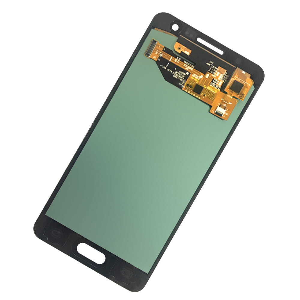 Image 2 - 100% Tested Amoled LCD For Samsung Galaxy A3 2015 A300 A3000 Display Touch Screen Digitizer Replacement-in Mobile Phone LCD Screens from Cellphones & Telecommunications