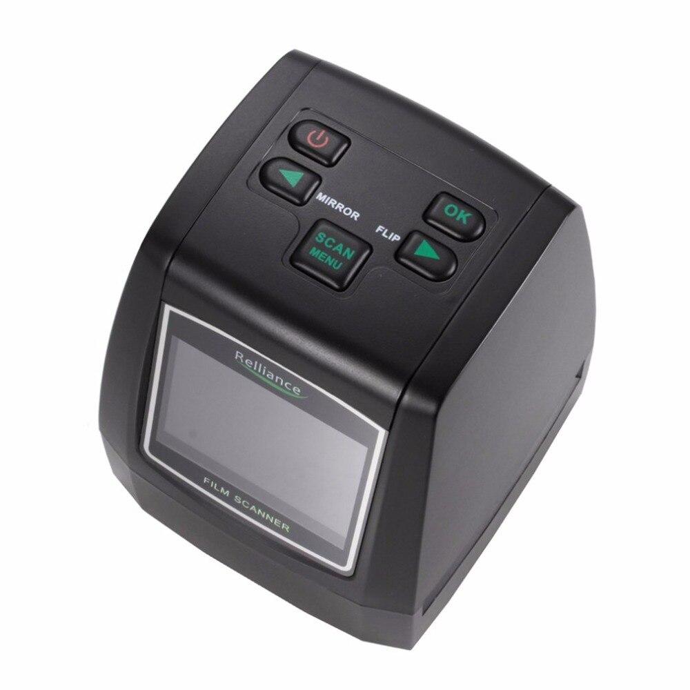 Resolução Foto Scanner USB 2.0 Conversor de