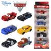 6 Teile/satz Disney Pixar Autos 3 Blitz McQueen Modell Auto 1:55 Diecast Fahrzeug Metall Legierung Autos DocHudson Kühlen Geschenk Kinder spielzeug