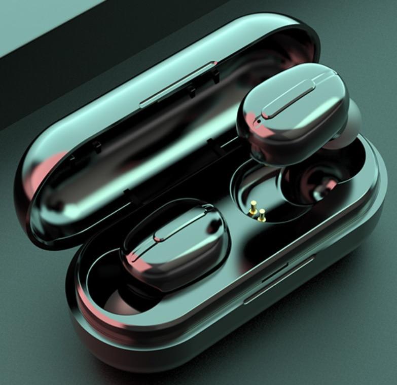 Беспроводной наушники L13 наушники-вкладыши TWS Bluetooth наушники IPX6 Шум снижение Цвет Дисплей Водонепроницаемая гарнитура для смартфона