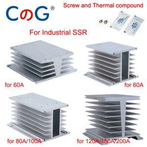 Image 5 - CG 60A 80A 100A Công Nghiệp Cao Cấp Tự Động Dòng công nghiệp DC AC Rắn Tiếp Rắn Rơ Le