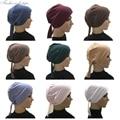 Полностью закрывающий внутренний мусульманский хлопковый хиджаб, головной убор, мусульманский головной убор, Нижний шарф, костяная шляпа, ...