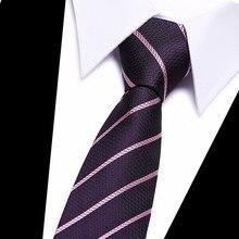New classic plaid mens luxury silk men ties checked plaid formal business wedding british plaid cravatte seta 7 cm necktie
