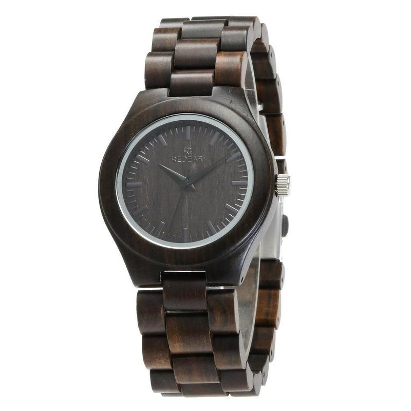 Men's Business Quartz Watches Ebony Amazon Wish Hot Style Watch International A Substituting Wood