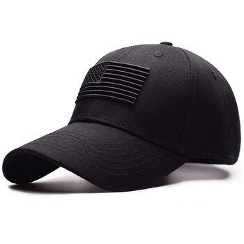 Новая брендовая бейсбольная кепка с американским флагом для мужчин и женщин, хлопковая кепка Snapback, унисекс, американские кепки с вышивкой в стиле хип-хоп, Кепка Gorras Casquette