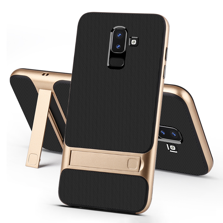 Luxury Kickstand Armor Case for <font><b>Samsung</b></font> Galaxy <font><b>J2</b></font> <font><b>Pro</b></font> 2018/2019 <font><b>J2</b></font> Core Dash Pure Shine Full Protective Mobile Phone Back <font><b>Covers</b></font> image