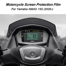 For Yamaha NMAX 155 2020- Cluster Scratch Protection Film Screen Protector Motorcycle Accessories
