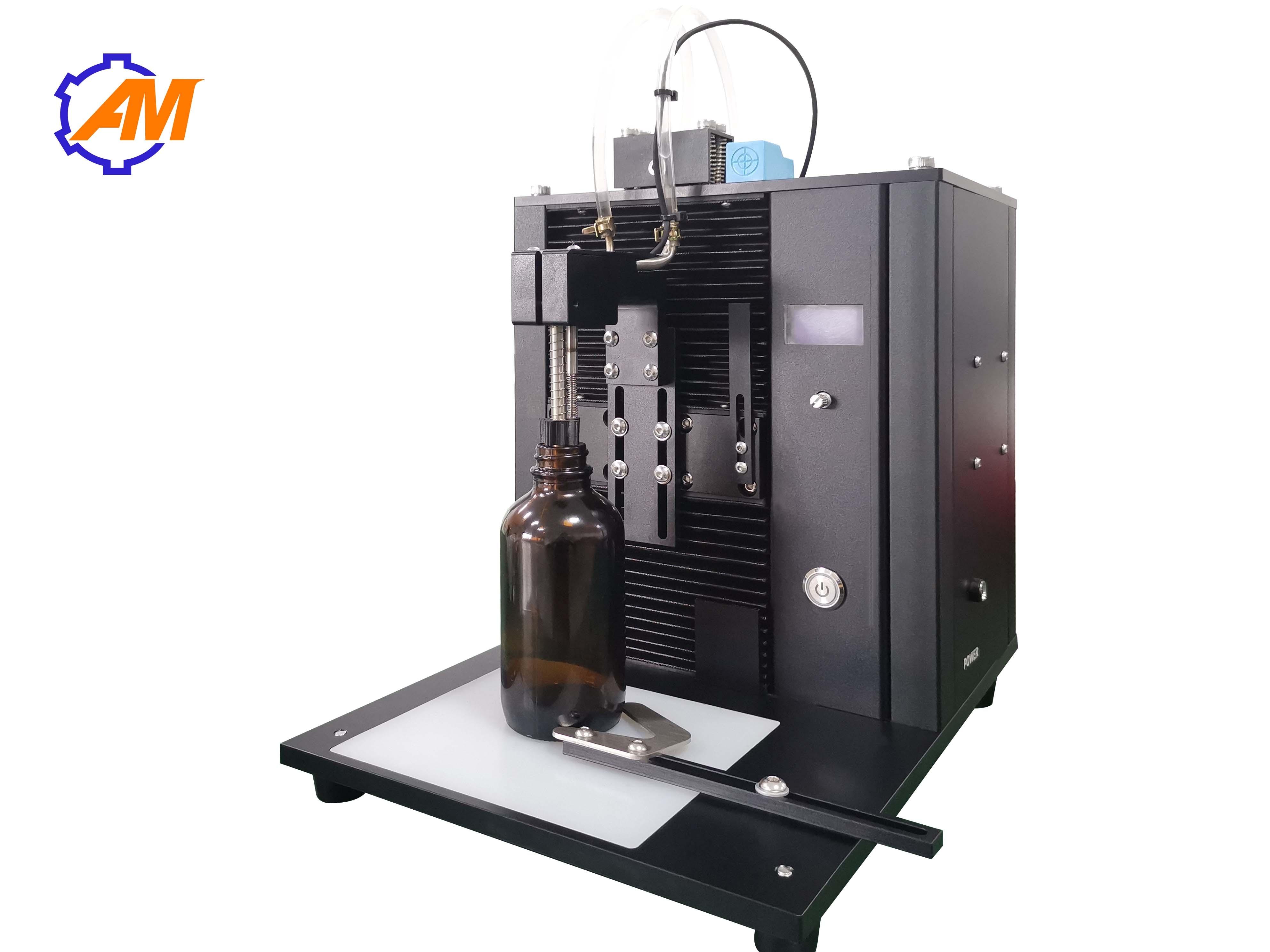 Filling Machine CE Certificate Semi-automatic Small Portable Essential Oil  Liquid Perfume Fragrance Small Bottle