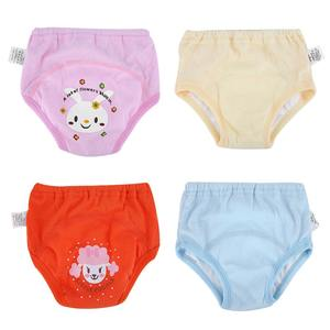 Nappies Panties Diapers Baby for Toddler Boy Girl Reusable Cloth Cotton Waterproof Potty