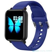 Silicone blue